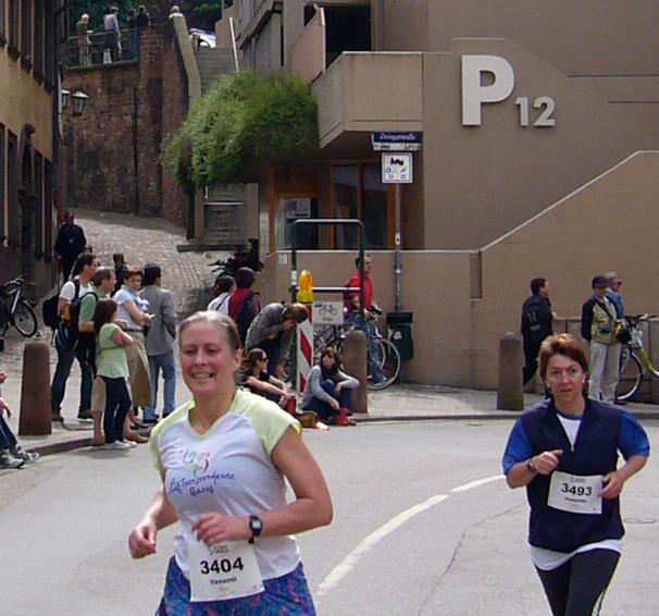 The last mile....
