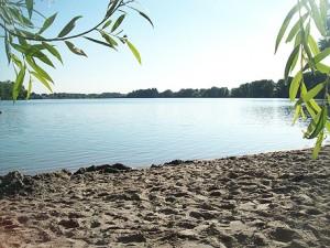 Silbersee, Roxheim