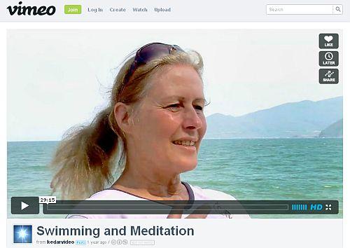 Interview Vasanti Niemz, English Channel swimming and more - Ärmelkanalschwimmen und mehr