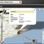 Tracker 4 for Seafarer 11 on ais-doverstraits.co.uk