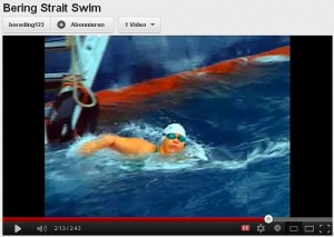 Inspiring People - Lynne Cox about her historic Bering Strait swim 2012