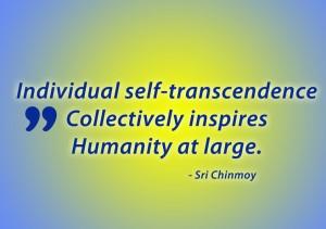 Individual Self-Transcendence