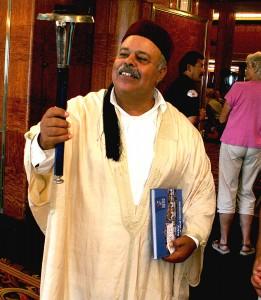 Nehjib Belhedi - Swim for Peace Across Tunesia