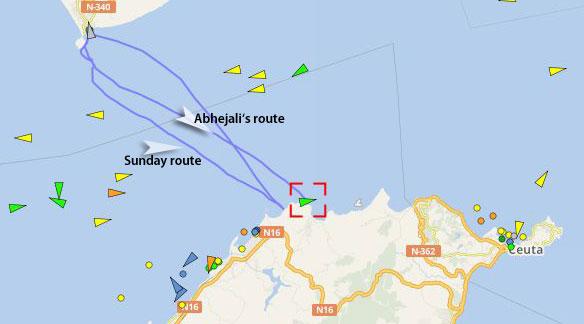 Map-Abhejali