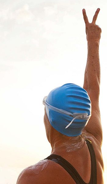 y for Diana Nyad - Cuba to Florida 2013