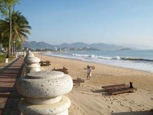 Vietnam Beach - Nha Trang