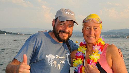 mit Matthias Kassner, Ärmelkanal- und North Channel-Schwimmer (und mehr)